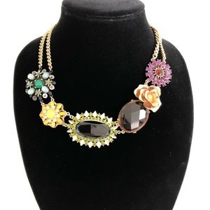 Bright and bold statement necklaces